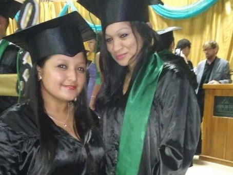 """Graduation Seems """"So Surreal"""" for Two Girls in Honduras"""