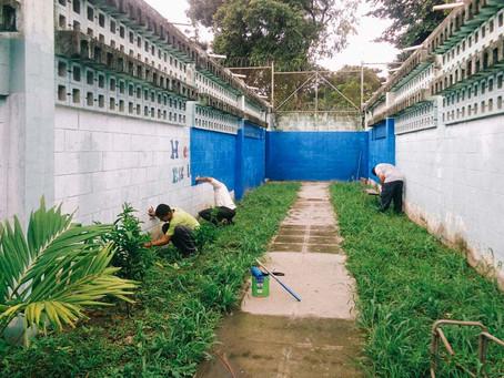 Success Academy Students Improve El Salvador Detention Center