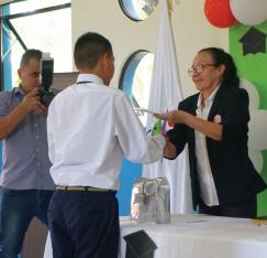 Edelmira Celebrates 20 Years of Service
