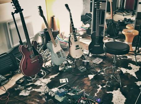 Enregistrement du prochain album