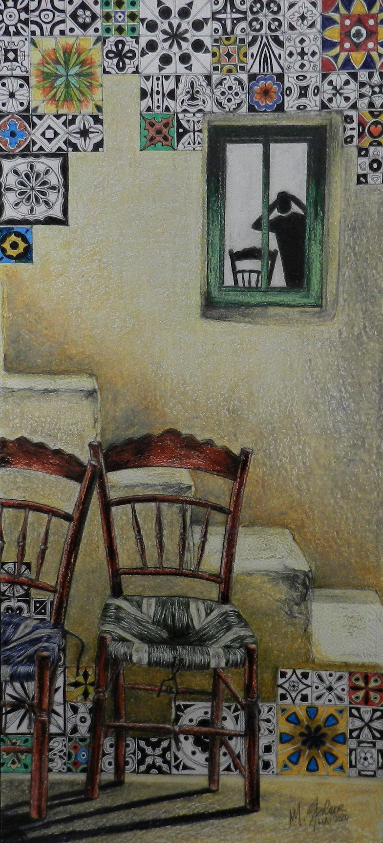 Cadeiras Vazias II