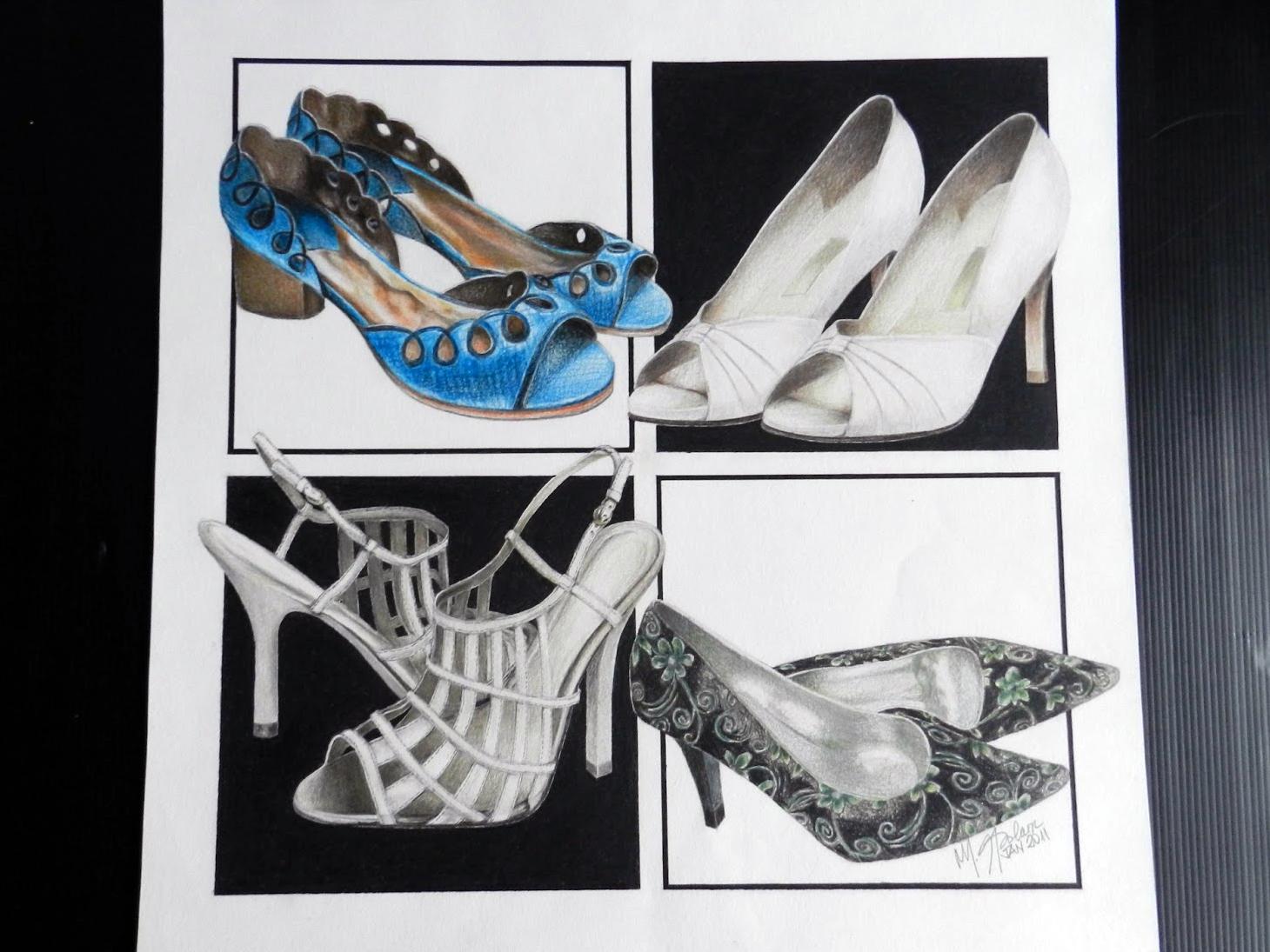 Sapatos famosos
