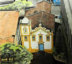 Igreja do Rosário-Florianópolis II
