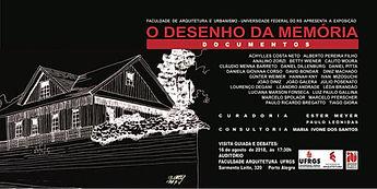Convite_O_Desenho_da_Memória_-_Documento
