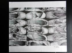 Velhas sapatilhas