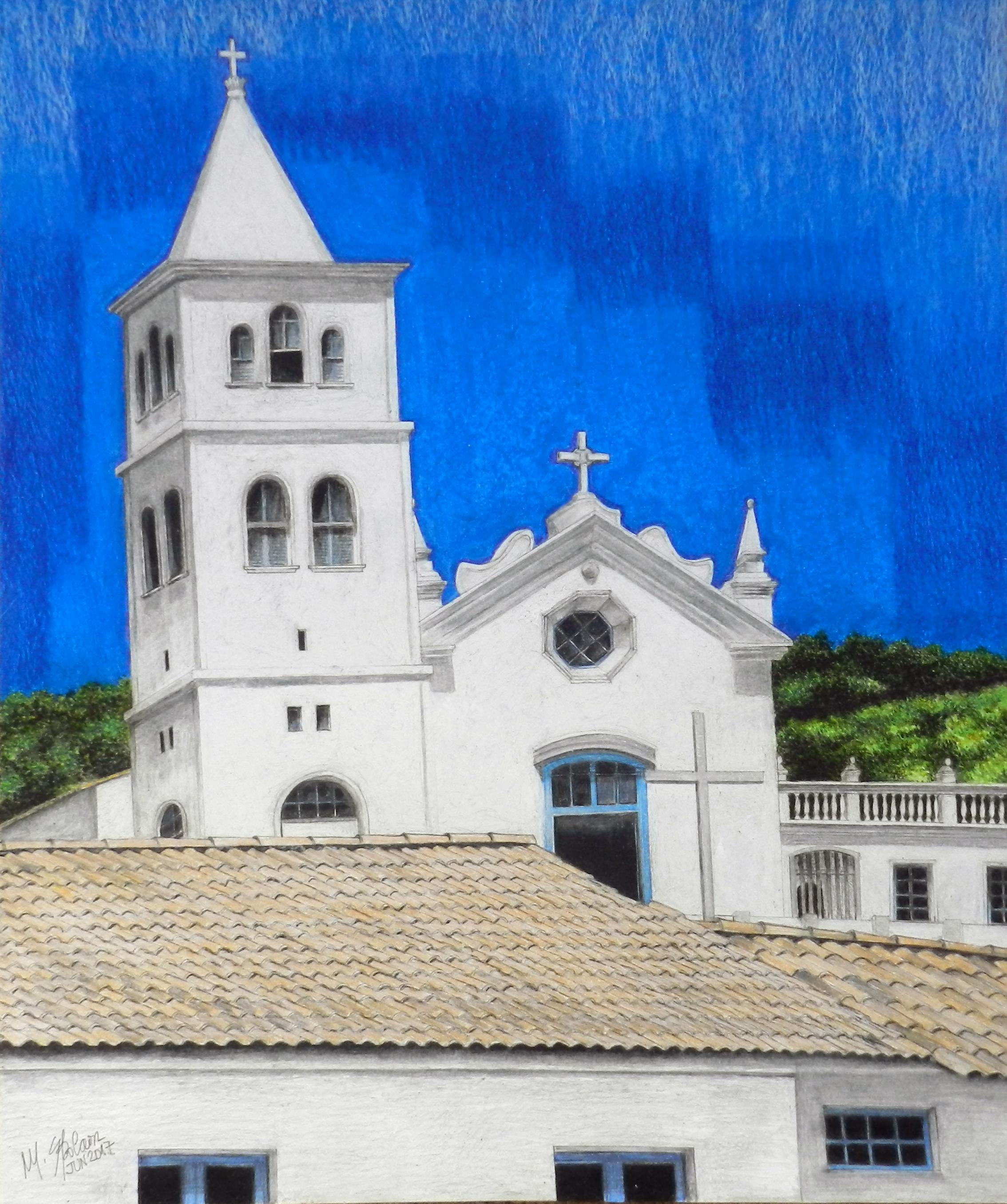 Igreja Matriz Garopaba - SC III