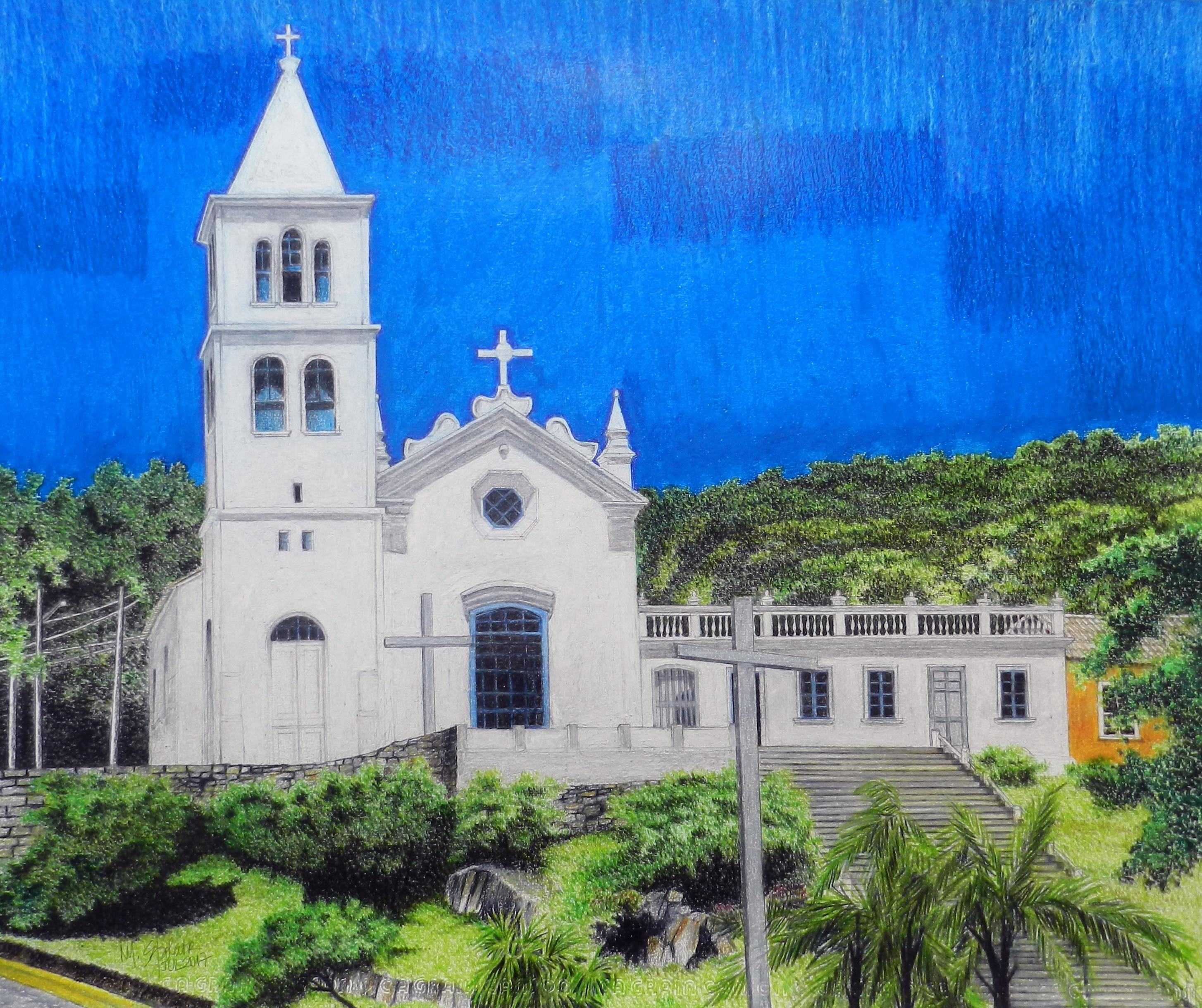 Igreja Matriz Garopaba - SC II