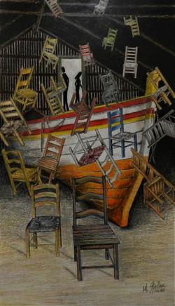 Cadeiras Vazias V