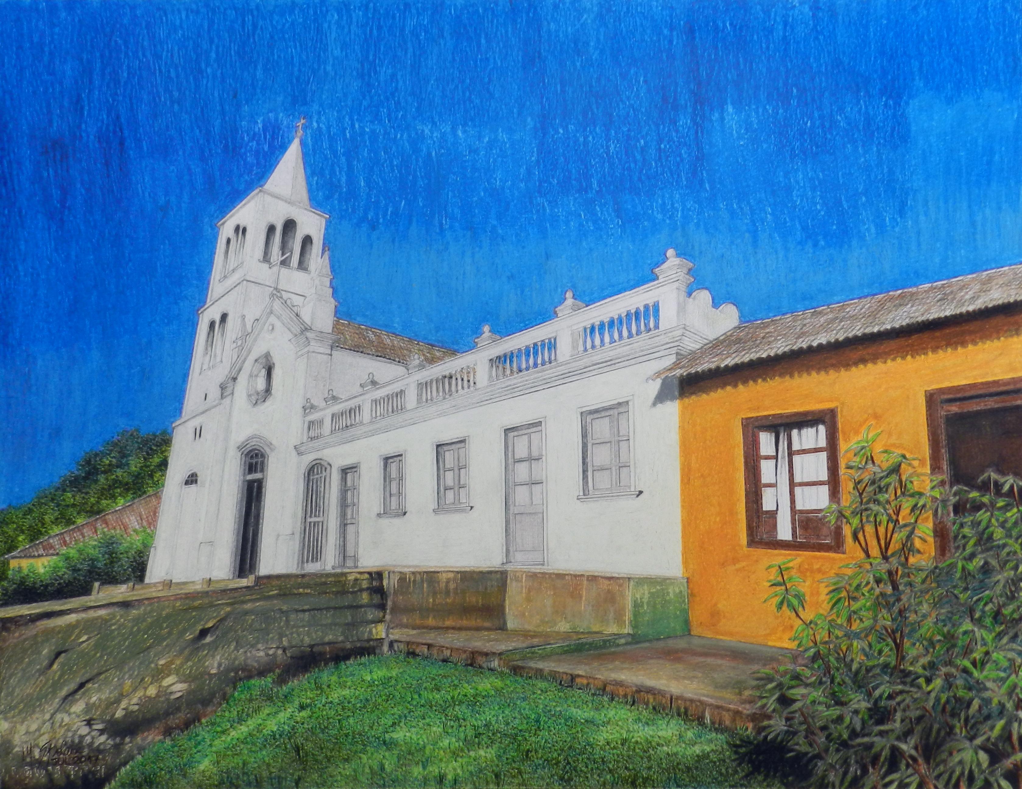 Igreja Matriz Garopaba - SC V