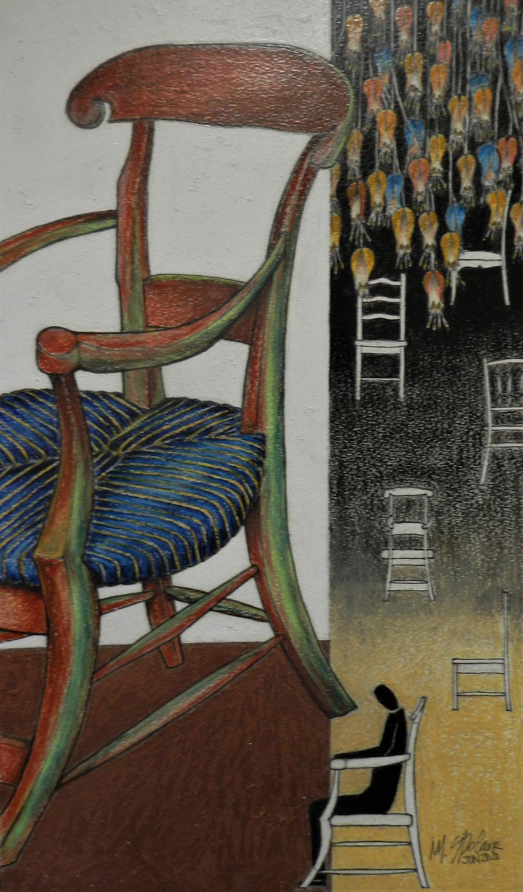 Cadeiras Vazias IV