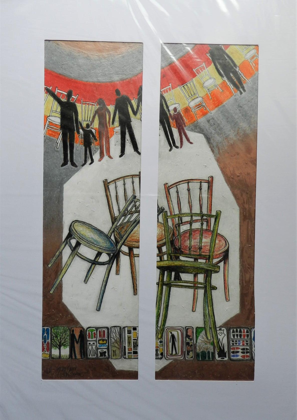 Cadeiras Vazias VII
