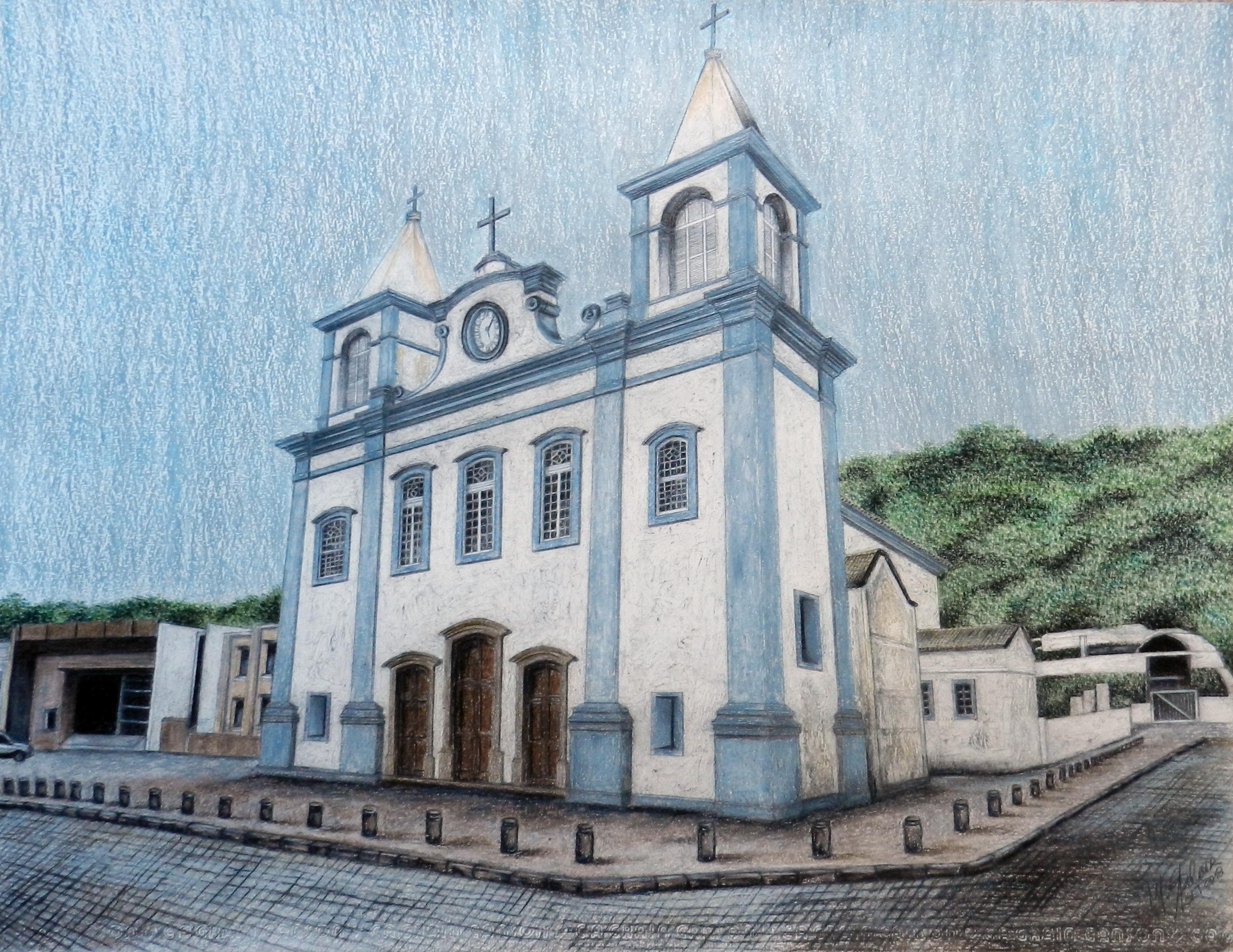 Igreja Matriz Santo Antônio dosAnjos