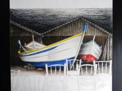 3 Barcos, 6 Cadeiras
