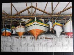 7 Barcos, 11 Cadeiras