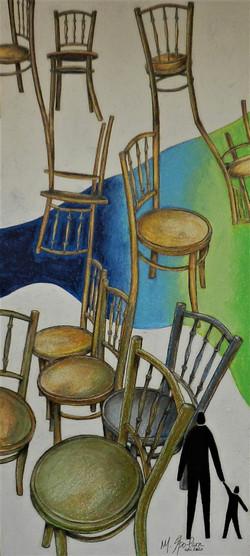 Cadeiras Vazias I