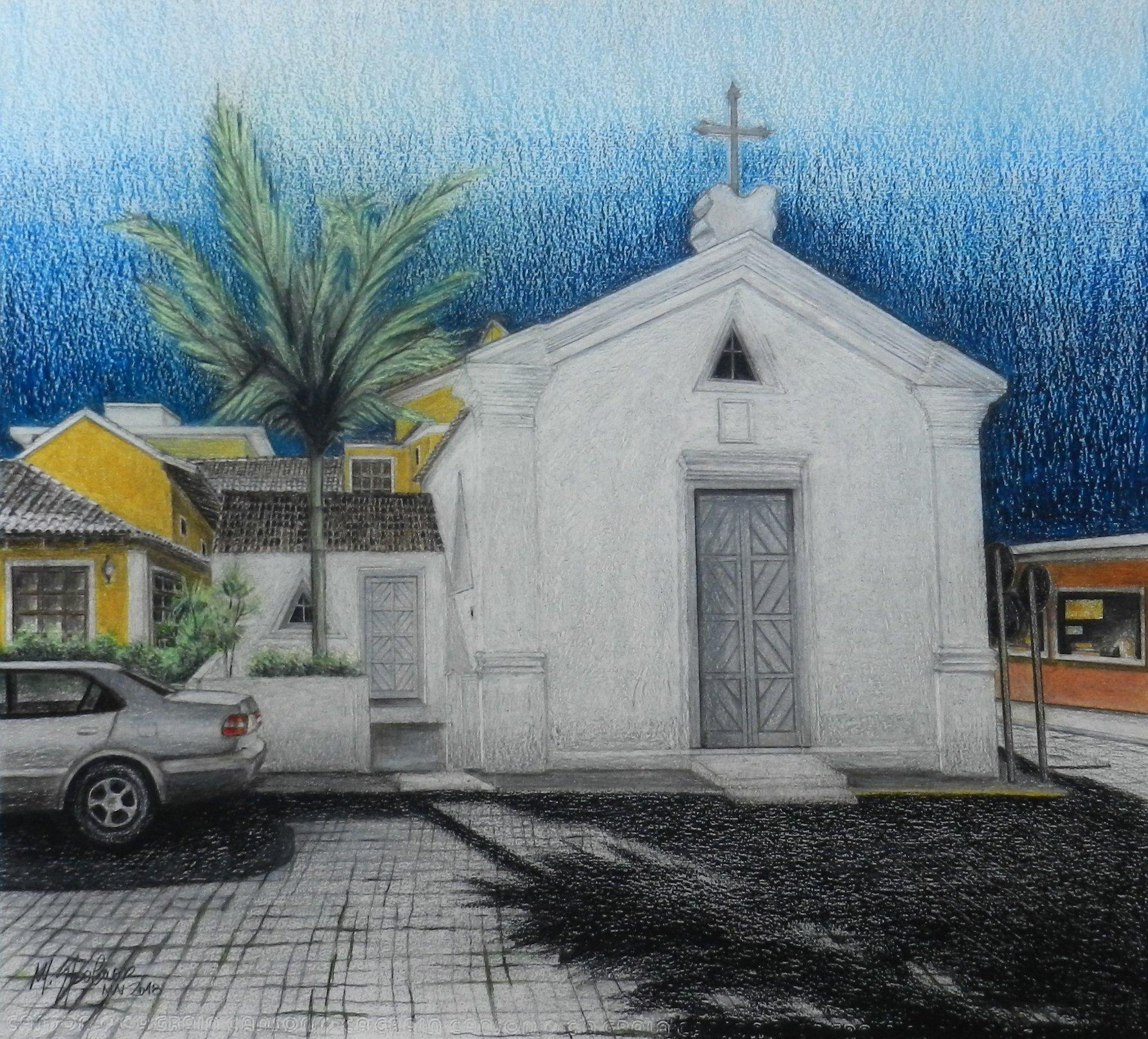 Capela Senhor do Bom Jesus - Garopaba SC