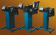 coil handling equipment RAPID-AIR CORP. Air & Servo Feeds, Reels, Straighteners, Scrap Cutters, Cut-to-length Machines