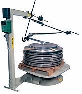 coil handling equipment COILMATE/CWP/DICKERMAN Pallet Decoilers, Vertical Reels, Straighteners,Servo Feeds, Scrap Choppers.