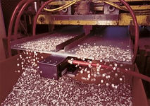 Conveyor Systems VIBRO INDUSTRIES Air Transports
