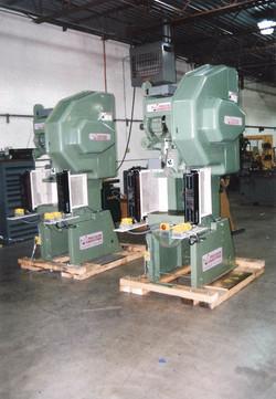New 32 Ton Precision Industry Press