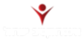 לוגו אנכי טקסט ישר לבן אייקון צבעוני.png
