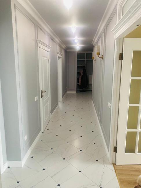 Квартира в классическом стиле