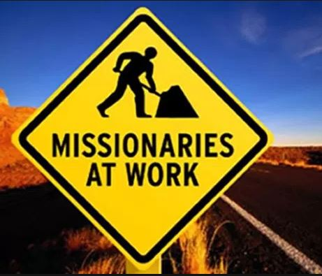 Biblical Pattern for Missionary Serv