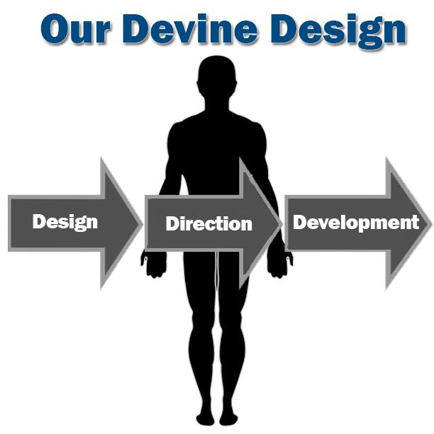 Our Divine Design (我們獨一的設計)