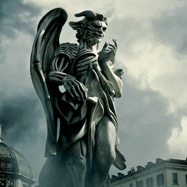 Angels and Demons (天使與魔鬼)