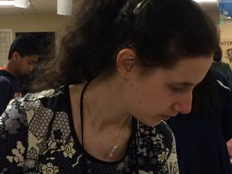 Volunteer Spotlight: Sydney Kraus-Malett