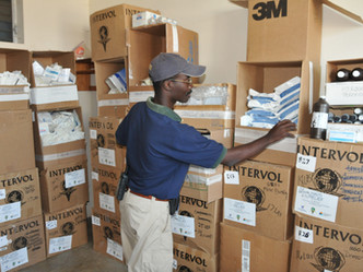 InterVol Prepared for Response to Hurricane Florence