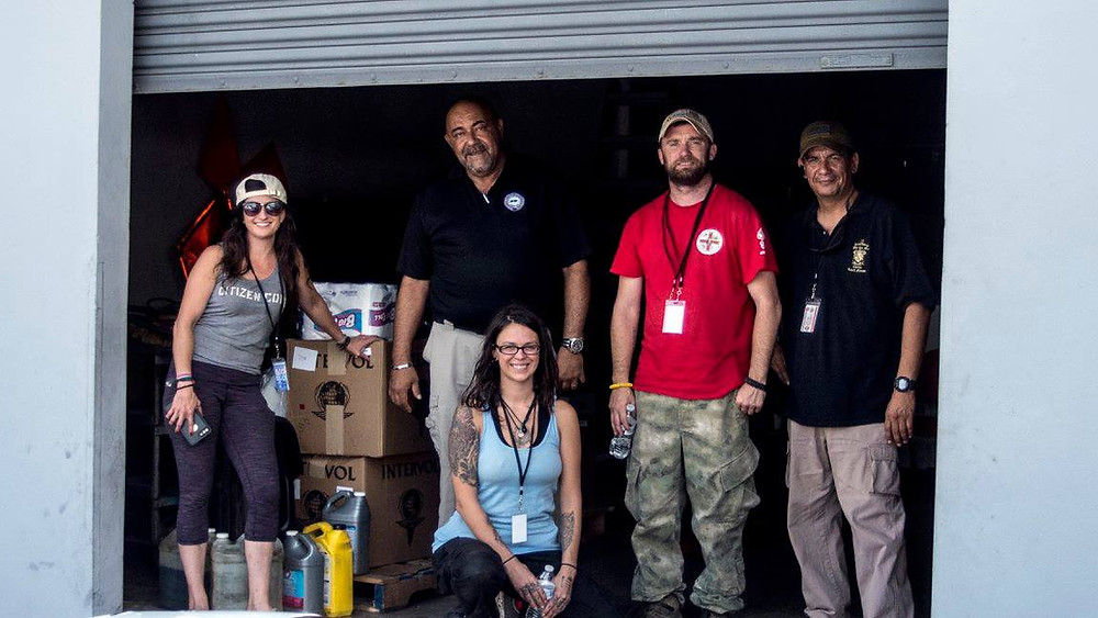 InterVol Volunteers in Puerto Rico