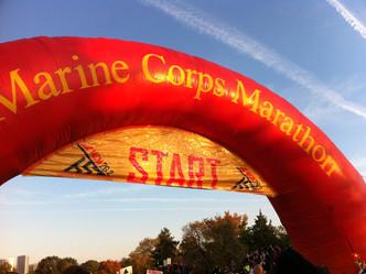 Run the Marine Corps Marathon