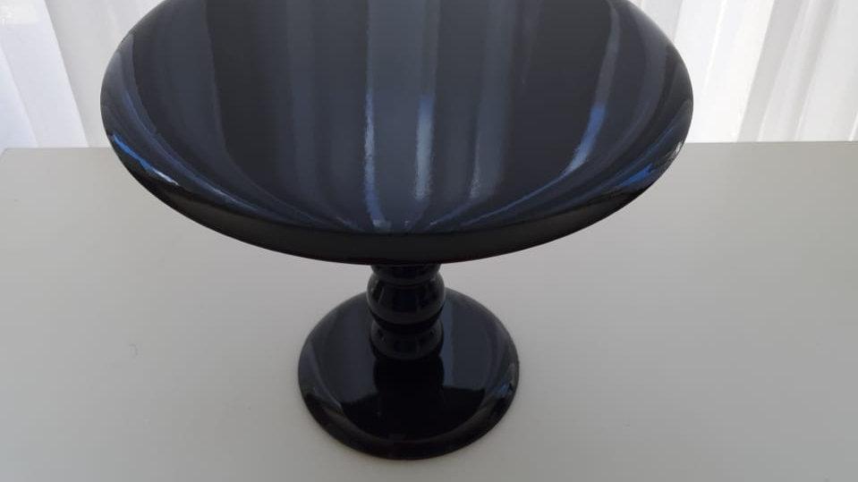 Boleira laqueada preto M
