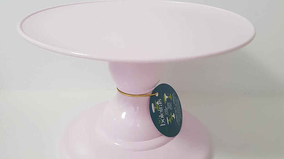 Boleira Só Boleiras rosa claro P