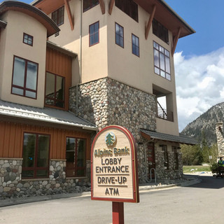 Alpine Bank, Frisco