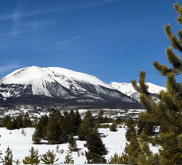 Buffalo Mountain, Silverthorne, Colorado