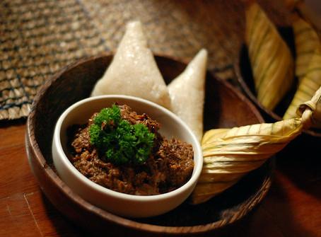 Choices of Rendang For Hari Raya