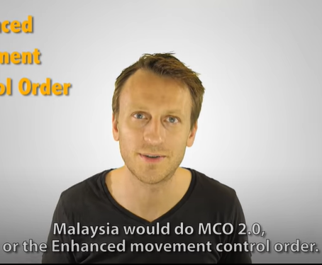 Malaysia Contoh Terbaik Tangani Covid-19 – David Pfundheller