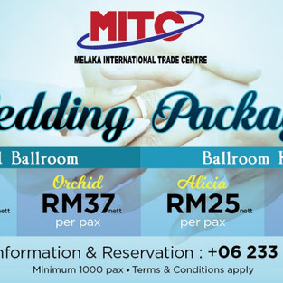 MITC WEDDING PACKAGE
