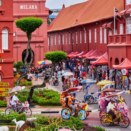 Kajian: Melaka, Kuala Terengganu, Seremban di Kalangan Bandar yang Paling Bahagia di Malaysia