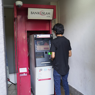 BANK ISLAM ATM NEARBY