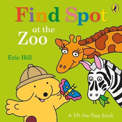 Find Spot At The Zoo
