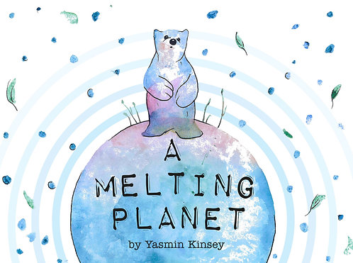 A Melting Planet - Paperback