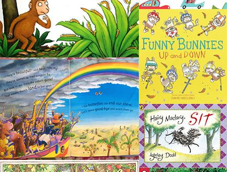 Rhyming Reads for Family Fun – Anna Caroe