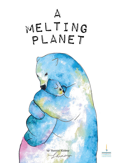 Poster - A Melting Planet