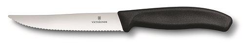 "שישיית סכיני סטייק משוננת 12 ס""מ ויקטורינוקס   Victorinox"