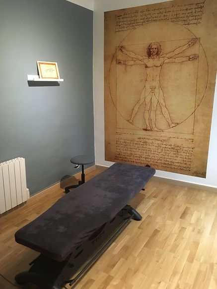 Cabinet ostéopathie Montaren