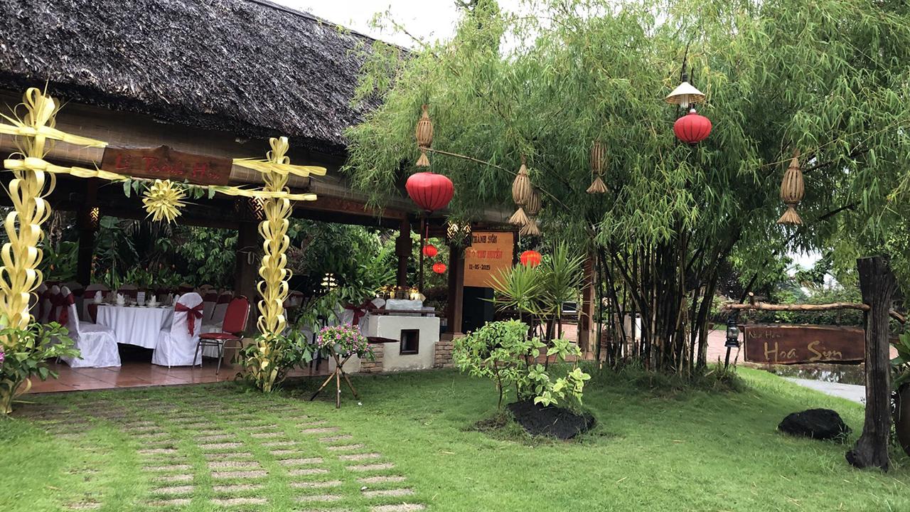 013 BQ1 Tiec Nha Hang
