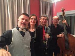 American Song Quartet Chenevières de